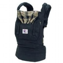 Gendongan Branded Baby Carrier - Navy Plaid