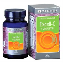 Wellness Excell C + Quercetin - 30 Tablets