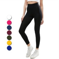 Celana Legging Panjang All Size ( Fit To L ) - Spandek Balon Good Quality