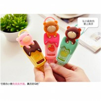 hsa006 hand sanitizer Cute Little Bear Portable Disinfectant Hand Wash