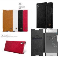 Nillkin Qin Leather Case Sony Xperia XA1