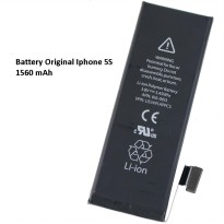 Apple Battery Iphone 5S Original 100%