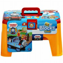 Block Chair 2 in 1 Thomas & Friends 24pcs 8922A - Mainan Block Anak - Ages3+