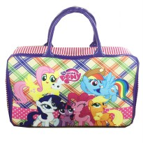 Tas Travel Kanvas JUMBO My Little Pony Full Friends