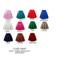 M.U.R.A.H Flare Skirt