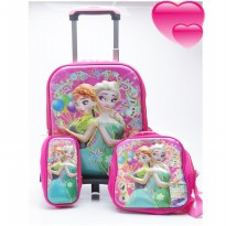 Frozen Set Trolley Anna Elsa 2