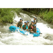 Bali Big Day Out (Seawalker + Rafting)