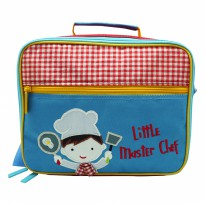 Tas Bekal Anak Diddle Chef Boy Free Bordir Nama by Char Coll