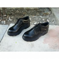 Raptor Safety Shoes Black Ptl Big Size 44