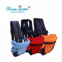 CARRIER CHUAN QUEEN - GENDONGAN 4 FUNGSI - BEST SELLER