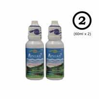 Cairan Softlens Multi Purpose Aquas 60 ml (2 Botol)