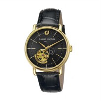 Charles Jourdan CJ1009-1232LE Automatic Jam Tangan Pria -  Gold
