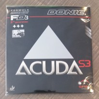 Donic Acuda S3 Black