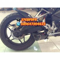 Knalpot Kolong Pulsar 200NS Yoshimura R11 Carbon Slipon
