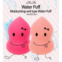 Rire - Water Puff - Sponge Blender Blend your Foundation