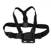 CHEST STRAP MOUNT SJCAM SJ4000/SJ5000/M10/GO PRO