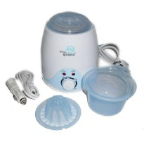 Little Giant home and car milk bottle / baby food warmer