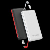 Power Bank Slim Original VIVERR 20.000mAh