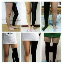 (Best Seller) TOP SLIM LEGGING CELANA KETAT