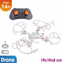 Ocean Toy Drone Quadcopters Super-F 33042 - White