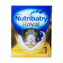 NUTRIBABY ROYAL ACTIVE DUOBIO1 800 GRAM