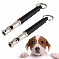 Dog Ultrasonic Whistle Training Peluit latih anjing