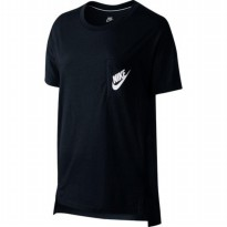 AS W NSW SIGNAL TEE / 807233-010 / BLACK M