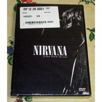 Nirvana A Rock Portrait Document DVD
