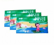 [Paket 30 Pack] Paseo Travel Pack Tissue 50's 2 Ply