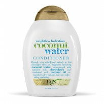 Organix OGX Weightless Hydration Coconyt Water Conditioner 385ml Kondisioner Perawatan Rambut 385 Ml Best Seller