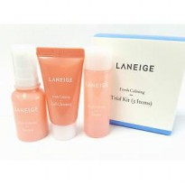 Laneige Fresh Calming Trial Kit ( 3 items)