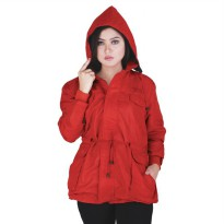 Catenzo / Jaket Distro Original Wanita - RC 117