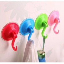 Gantungan Kait Vacuum Super / Suction Hooks