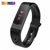 Smart Watch Smartband SKMEI B30 Original Waterproof - Black Harga Satuan