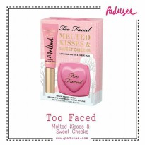 Too Faced Melted Kisses & Sweet Cheeks