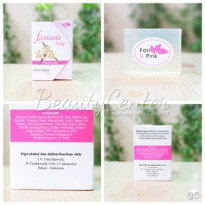 Fair n Pink Fantasia Soap / BPOM / 40gr