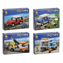 Oxford CITY MOTORS SERIES - CM3082 1/2/3/4 (random)