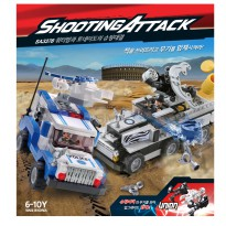 Oxford SHOOTING ATTACK SERIES (SA3378)