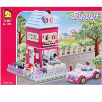 Oxford SWEET SERIES(TWO-STORY HOUSE)  - HS3391