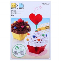 Oxford BLOCK  PAPER - CAKE  - BP3422