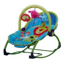 BOUNCER BABY ROCKING CHAIR  PLIKO HAMMOCK LION