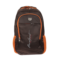 Prosport Backpack 2873-21 Coffee-Orange