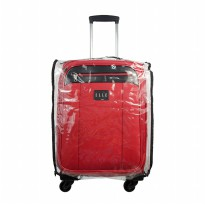 Luggage Cover Polos Travel Time SM01 - Ukuran S untuk Koper 20-21 inch