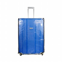 Luggage Cover Polos Travel Time SM01 - Ukuran L untuk Koper 28-29 inch