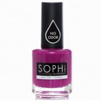 SOPHi-PLUM-P UP THE VOLUME NAIL POLISH-kutek halal