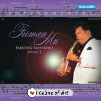 CD Instrumental Sax FirmanMu (Vol.2) Embong Rahardjo