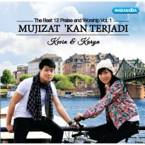 CD MUJIZAT KAN TERJADI THE BEST VOL 1