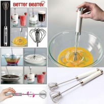 isi 1 Box ( isi 2 mixer ) Better Beater Hand Mixer (Manual)