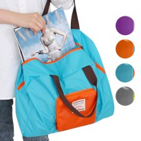 [Future Is Now] Foldbale bag / Tas Lipat Street Shopper Bag BGO - 83