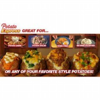 potato express as seen on tv ( Free resep )